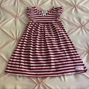 NWOT Ruffle Girl Pearl Top 🎀 | Girls size 7